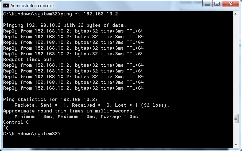 Configuring Link Aggregation on FreeNAS 8 Using LACP and
