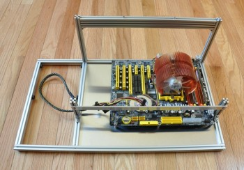 Custom Mining Chassis by Spotswood