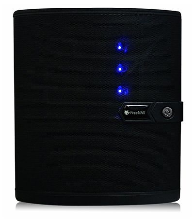 The All New FreeNAS Mini from iXsystems.