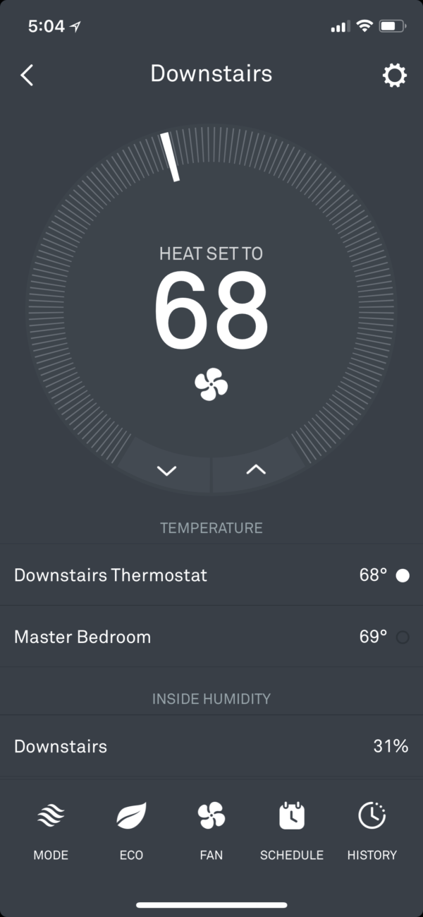 Nest Temperature Sensor Review - Sam Kear